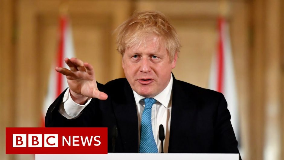 Coronavirus: Prime Minister says we can 'turn the tide' on crisis- BBC News