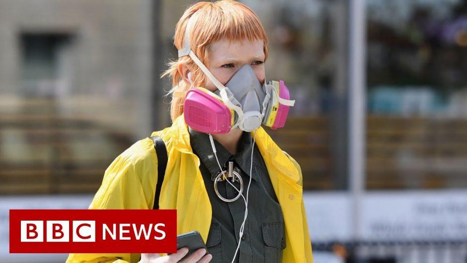 Coronavirus: Record death tolls in Europe – BBC News