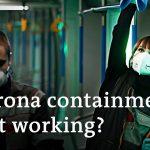 Coronavirus update: Will border closings help curb the spread? | DW News