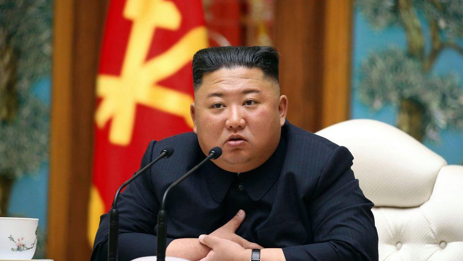 South Korea claims Kim Jong Un is trying to avoid coronavirus