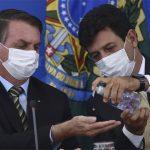 Bolsonaro fires Brazil health minister amid coronavirus pandemic