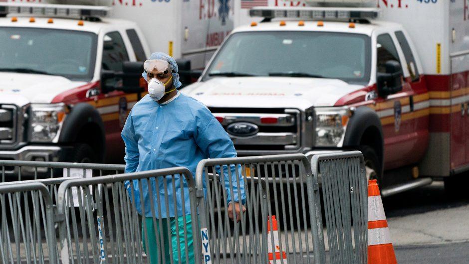 Staff sickouts skyrocket at NYC hospitals amid coronavirus outbreak