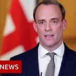 Coronavirus: UK lockdown extended for 'at least' three weeks – BBC News