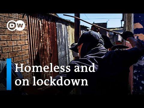 Coronavirus lockdowns spark police brutality in poor communities   DW News