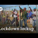 Coronavirus: South Africa locks homeless up in detention camp | DW News