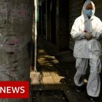 Coronavirus: China lockdown may have blocked 700,000 virus cases – BBC News