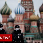 Coronavirus: Moscow goes into lockdown – BBC News
