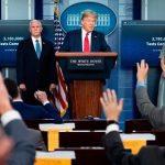 Why is the White House winding down the coronavirus taskforce?
