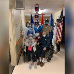 WWII vet, daughter beat coronavirus at Maryland nursing home