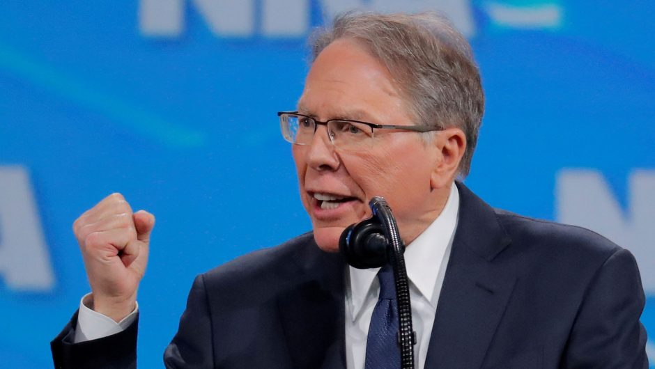 NRA lays off staffers and cuts pay during coronavirus pandemic