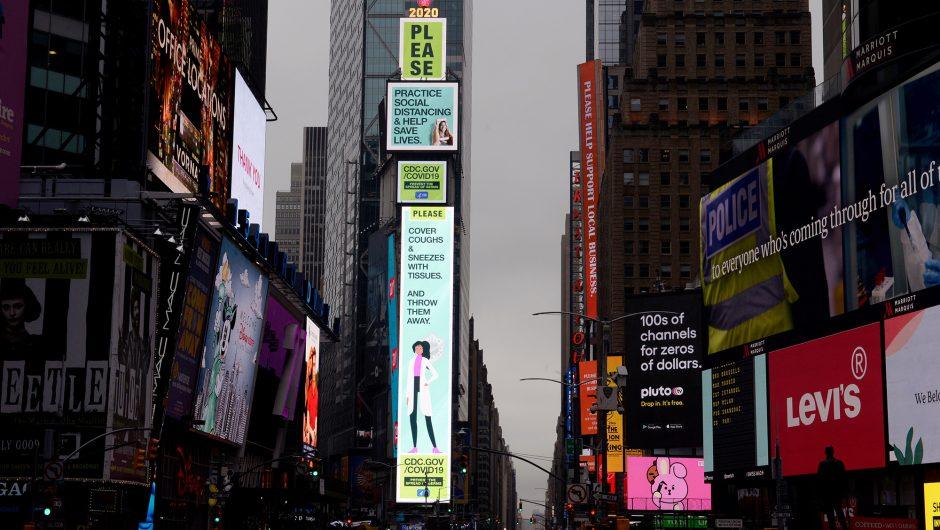 Travelers from NYC spread coronavirus around US: scientists