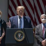Coronavirus vaccine may be ready by the end of the year: Trump
