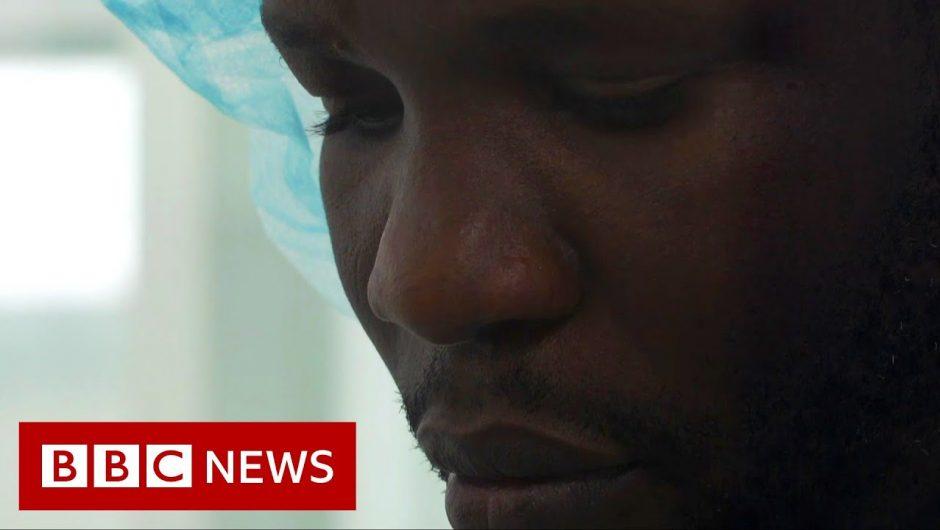 Coronavirus 'rapid test kits' to be made in Senegal – BBC News