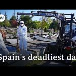 Coronavirus: Spain extends lockdown after death toll spikes | DW News