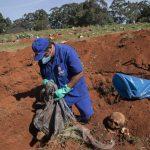 Sao Paulo cemeteries to dig up graves for coronavirus space