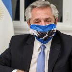Argentina's president enters voluntary isolation amid coronavirus surge