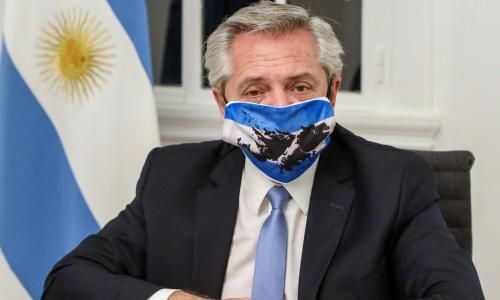 Argentina's president enters voluntary isolation amid coronavirus surge