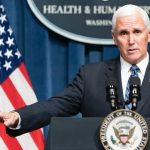 Pence says the US has 'flattened the curve,' but 14 charts shown by his White House Coronavirus Task Force show why that's false