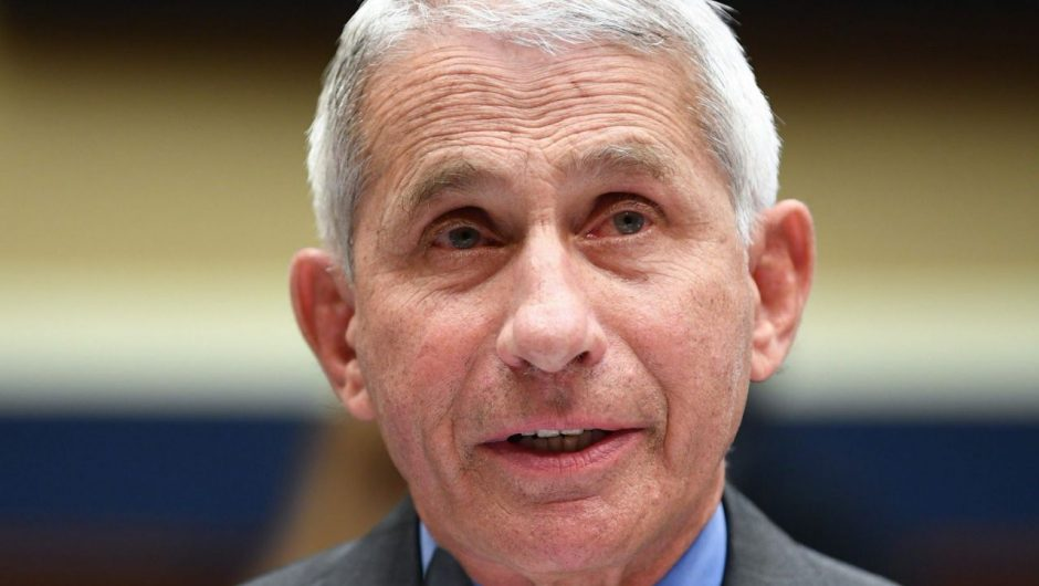 Fauci says racism is fueling the coronavirus 'double whammy' killing Black Americans at high rates