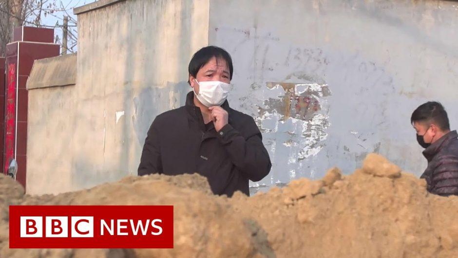 Coronavirus: Britons on Wuhan flights to be quarantined – BBC News