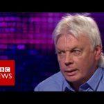 David Icke talks conspiracy theories – BBC News