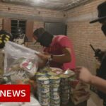 Coronavirus: How Mexican cartels are taking advantage of pandemic – BBC News