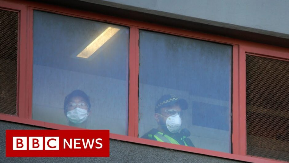 Coronavirus in Australia: Melbourne returns to lockdown as cases surge – BBC News