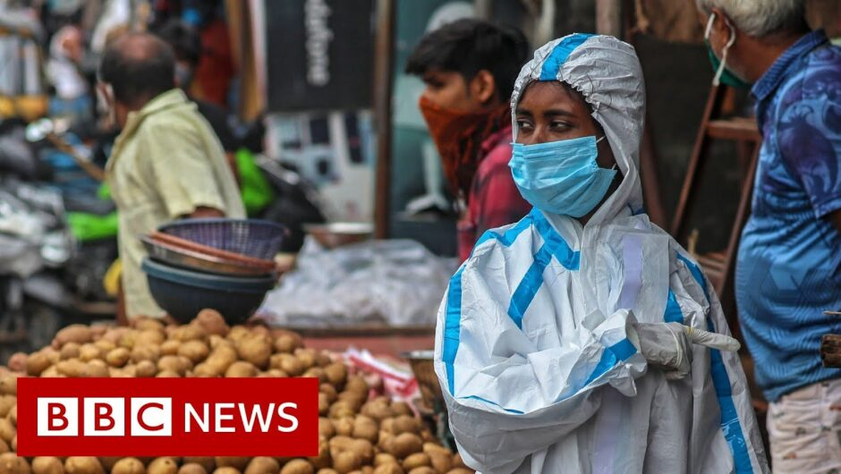 Coronavirus: India overtakes Russia in Covid-19 cases – BBC News