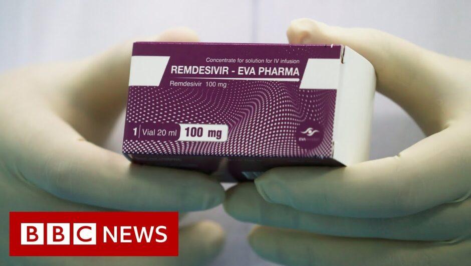 Coronavirus: US Buys nearly all of Covid-19 drug remdesivir – BBC News