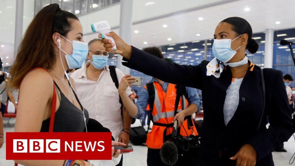 Coronavirus: 'Very significant' resurgences in Europe alarm WHO – BBC News