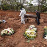 Brazil tops 2 million coronavirus cases, with 76,000 dead
