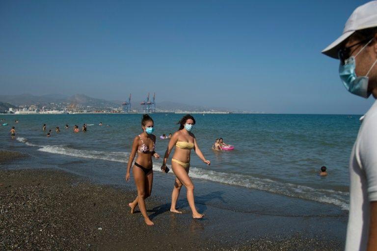 Madrid insists Spain 'safe' despite coronavirus surge