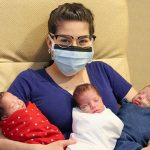 Texas woman beats coronavirus — then delivers healthy triplets