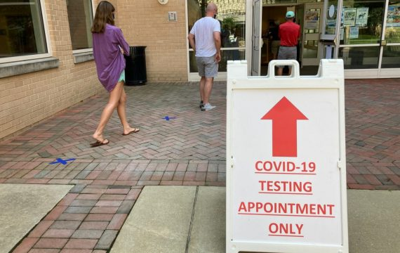 More than 1 in 3 Americans say they know someone who has been sick from coronavirus, survey shows