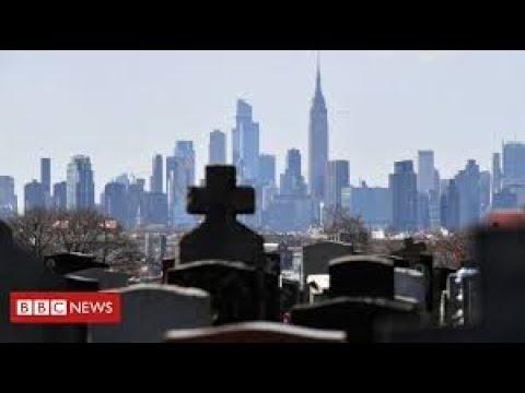 Coronavirus claims more American lives than First World War – BBC News