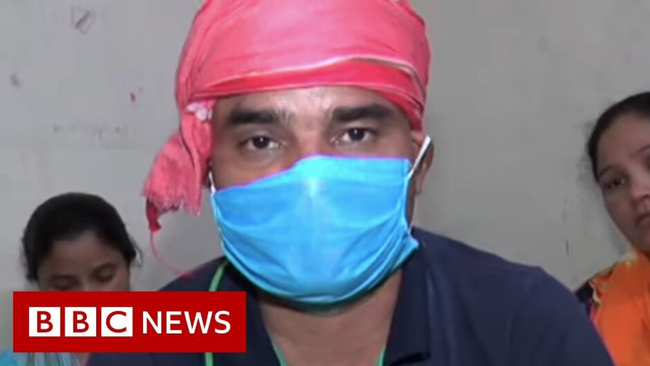 Coronavirus: Overwhelmed India hospitals turn Covid patients away – BBC News