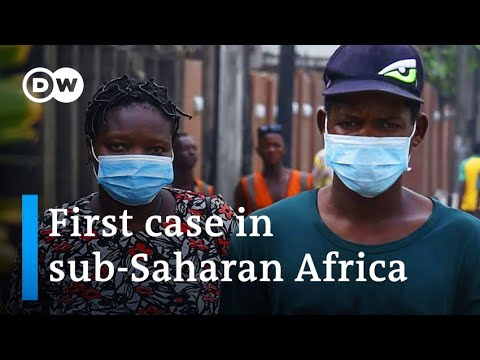Nigeria confirms first coronavirus case is Italian man in Lagos   DW News