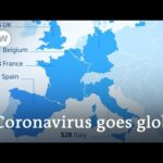 Coronavirus on every continent except Antarctica   DW News