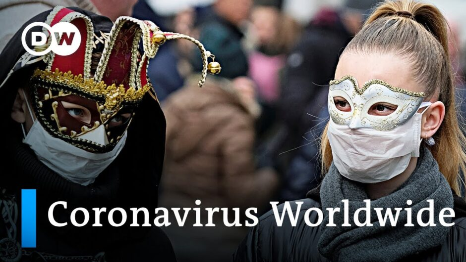Coronavirus cases surge in Italy and South Korea   DW News