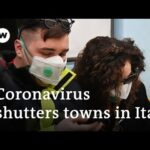 New coronavirus cases show no link to China | DW News