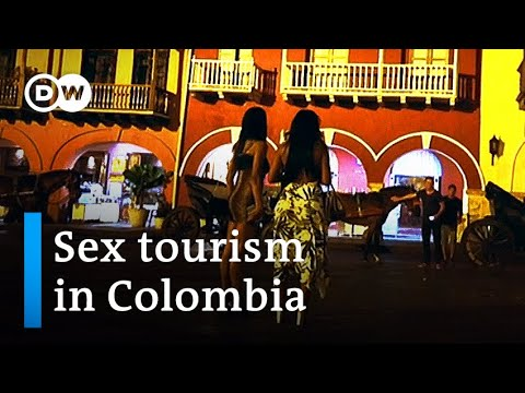 Putting an end to child prostitution in Colombia | DW Stories