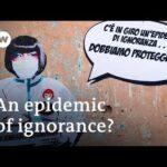 Coronavirus unleashes anti-Asian racism around the world | DW News