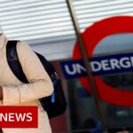 Coronavirus: Train stations put crowd-control measures in place – BBC News
