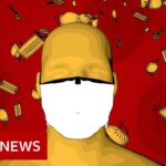 Coronavirus: How should I wear a face covering? – BBC News