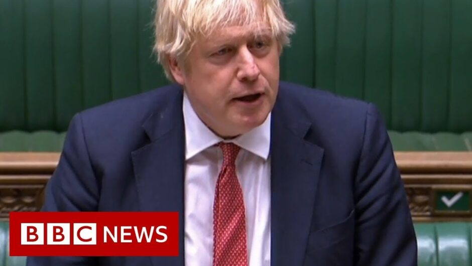 Coronavirus: Boris Johnson defends his plans to relax lockdown – BBC News