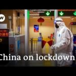 China puts millions under lockdown to contain coronavirus | DW News