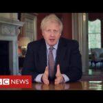 Coronavirus: Boris Johnson announces gradual easing of lockdown – BBC News