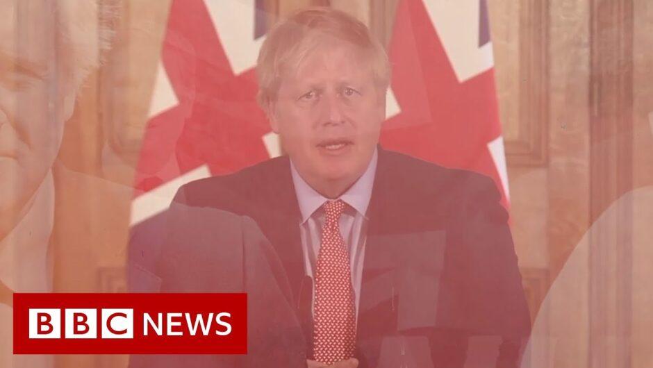 Coronavirus in the UK: The first 100 days – BBC News