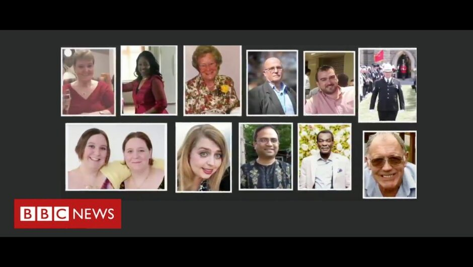 Coronavirus:  UK records most deaths in Europe – BBC News