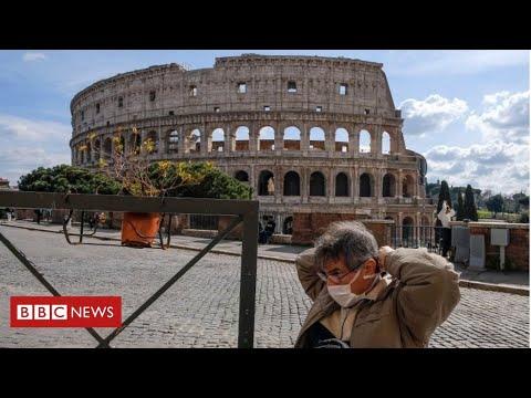 Coronavirus:  Italy lifts restrictions after world's longest shutdown – BBC News
